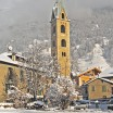 Snow in Bormio!