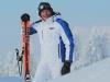 Ski World cup 2011- 2012-Chamonix, Francia, 3 Febbraio 2012-Piero Gros.(Ale Trovati/Pentaphoto)