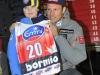 Aksel Lund Svindal e il suo pettorale dell'edizione 2013 - Aksel Lund Svindal and his 2013 bib - Bormio Downhill World Cup / Credits: Marco Andreola/www.flashphoto.it