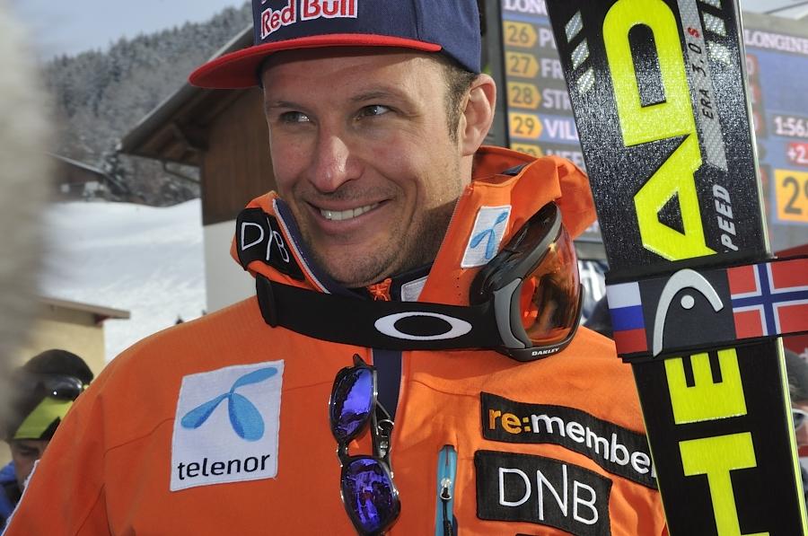 Aksel Lund Svindal Aksel Lund Svindal Downhill