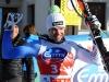 Bormio 29 dic. 2010--Christof Innerhofer,italia terzo posto nella libera al traguardo.(armando trovati)