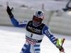 ALPINE SKI WORLD CHAMPHIONCHIPS-- Italy's Kristian Ghedina  SuperG. Bormio, January, 29, 2005
