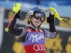 Ce l'ha fatta! Vai così Mikaela!  She did it! Well done Mikaela Shiffrin  Credits: A. Trovati/Pentaphoto