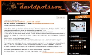David-Poisson
