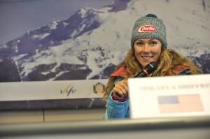 Mikaela Shiffrin vince lo slalom di Bormio